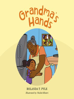 cover image of Grandma's Hands