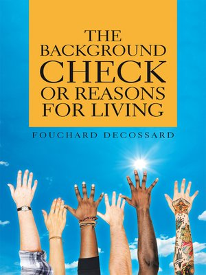 cover image of The Background Check or Reasons for Living