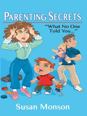 cover image of Parenting Secrets