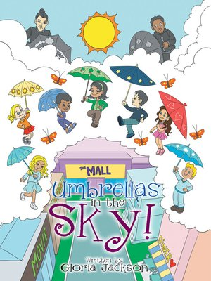 cover image of Umbrella's in the Sky!