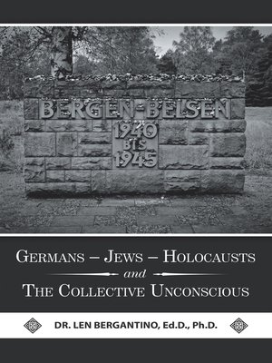 cover image of Germans – Jews – Holocausts and the Collective Unconscious