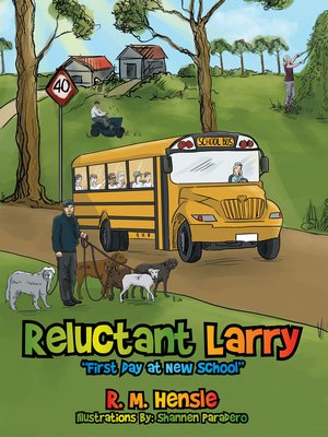 cover image of Reluctant Larry