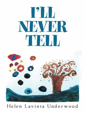 cover image of I'Ll Never Tell
