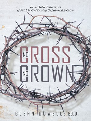 cover image of No Cross No Crown