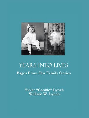 cover image of Years into Lives