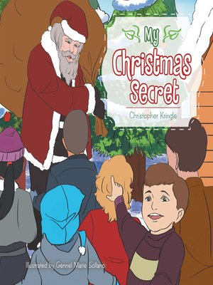 cover image of My Christmas Secret
