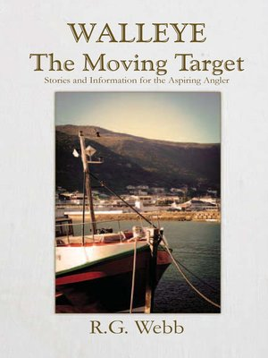 cover image of Walleye, the Moving Target