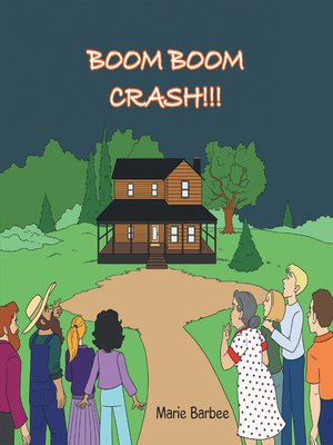 cover image of Boom Boom Crash