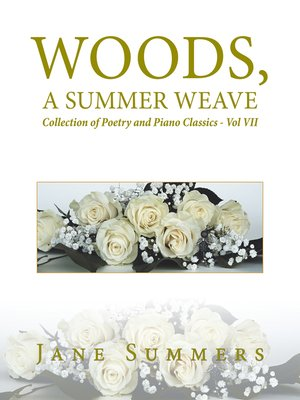 cover image of Woods, a Summer Weave