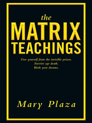 cover image of The Matrix Teachings