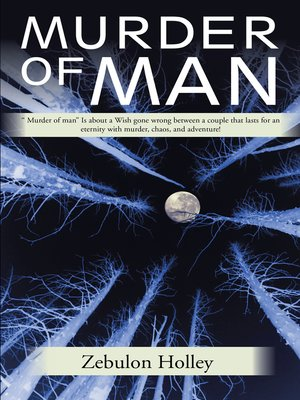 cover image of Murder of Man