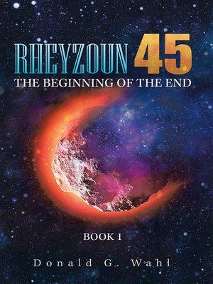 cover image of Rheyzoun 45