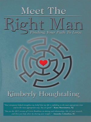 cover image of Meet the Right Man
