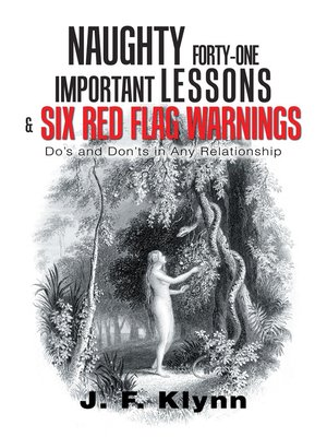 cover image of Naughty Forty-One Important Lessons & Six Red Flag Warnings