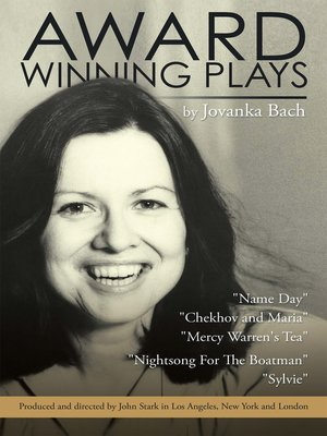 cover image of Award Winning Plays