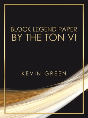 cover image of Block Legend Paper by the Ton Vi