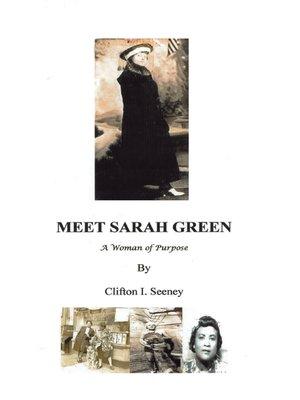 cover image of Meet Sarah Green