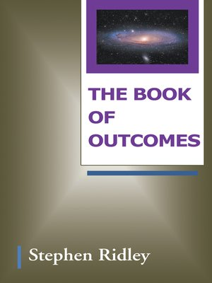 cover image of The Book of Outcomes