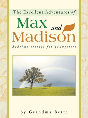 cover image of The Excellent Adventures of Max and Madison
