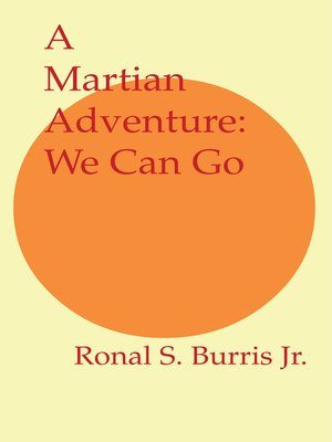 cover image of A Martian Adventure