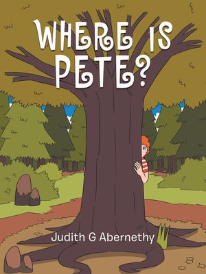 cover image of Where Is Pete?