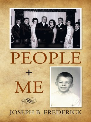 cover image of People + Me