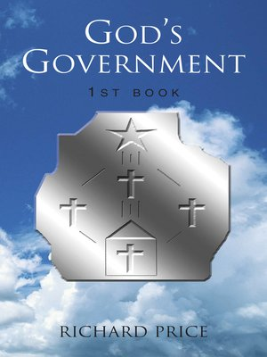 cover image of God's Government 1St Book