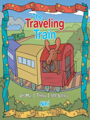 cover image of The Traveling Train