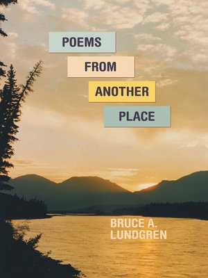 cover image of Poems from Another Place