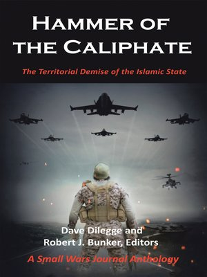 cover image of Hammer of the Caliphate