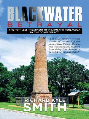 cover image of Blackwater Betrayal