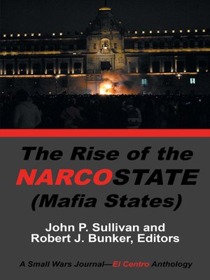 cover image of The Rise of the Narcostate