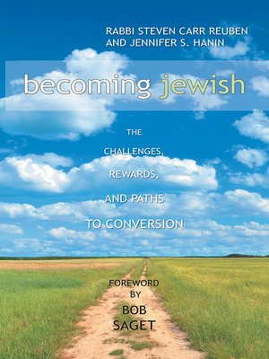 cover image of Becoming Jewish