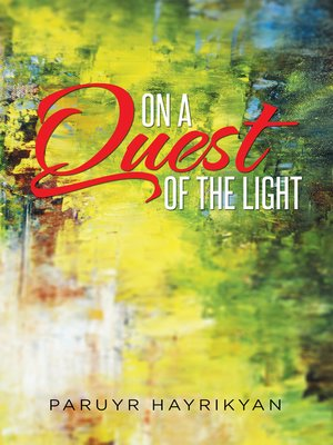 cover image of On a Quest of the Light