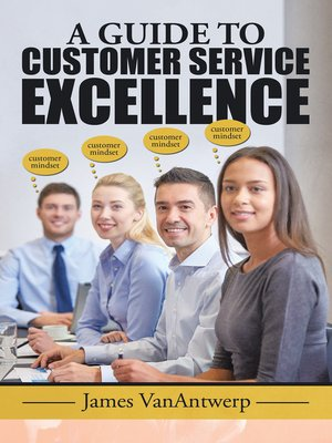 cover image of A Guide to Customer Service Excellence