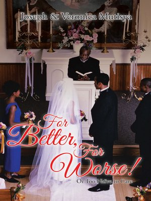 cover image of For Better, for Worse!