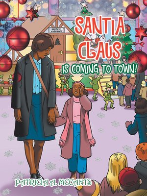cover image of Santia Claus Is Coming to Town!