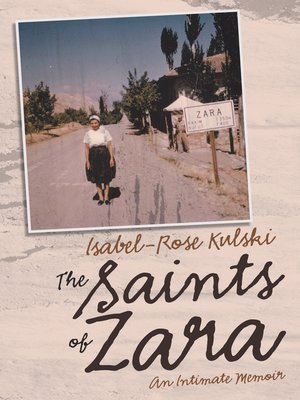 cover image of The Saints of Zara