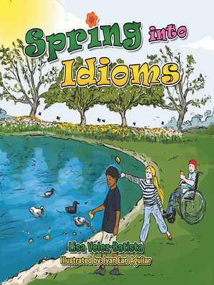 cover image of Spring into Idioms