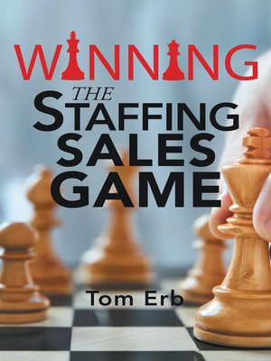 cover image of Winning the Staffing Sales Game