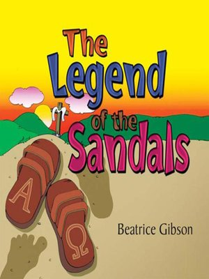 cover image of The Legend of the Sandals