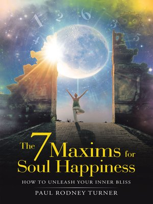 cover image of The 7 Maxims for Soul Happiness