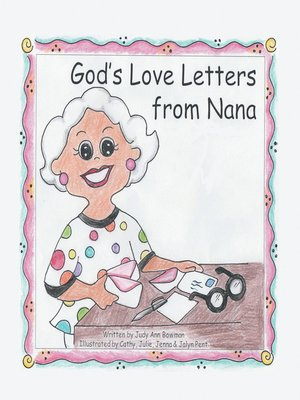 cover image of God's Love Letters from Nana