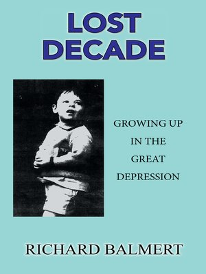 cover image of Lost Decade
