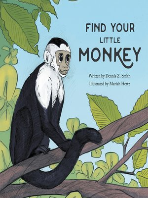 cover image of Find Your Little Monkey