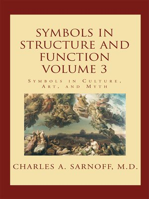cover image of Symbols in Structure and Function- Volume 3