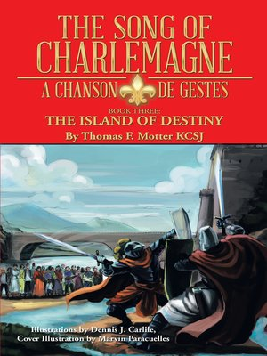cover image of The Song of Charlemagne