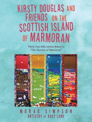 cover image of Kirsty Douglas and Friends  on the Scottish Island of Marmoran
