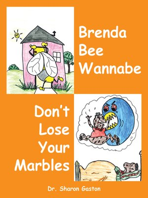 cover image of Brenda Bee Wannabe & Don'T Lose Your Marbles