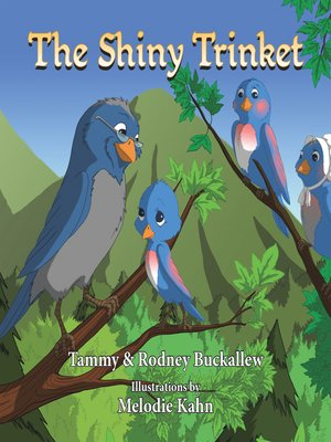 cover image of The Shiny Trinket